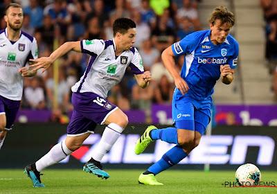Samir Nasri a encore du travail avant d'être fit, mais son rôle à Anderlecht est ailleurs