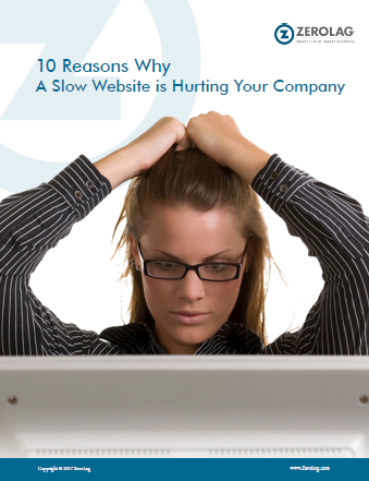 10 Reasons Why A Slow Website
