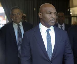 Zondagochtend is het zover: de (eenmalige?) terugkeer van Mike Tyson in de boksring
