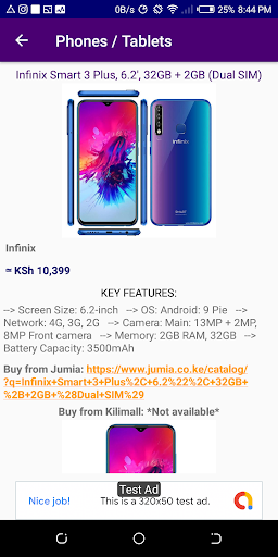 Kenya Online Shopping - All Stores (Compare Price) screenshot 3