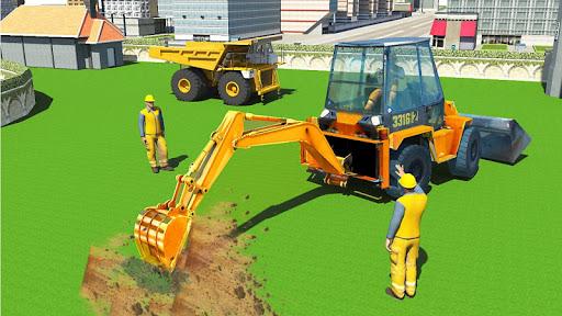 Construction Simulator Excavator Game 2020 1.0.4 de.gamequotes.net 2