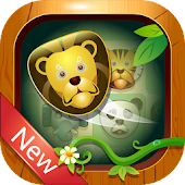 Jungle Joy: Animal Match 3 Pop