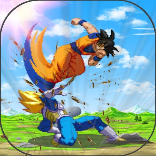 Goku Saiyan for Battle Fight Z