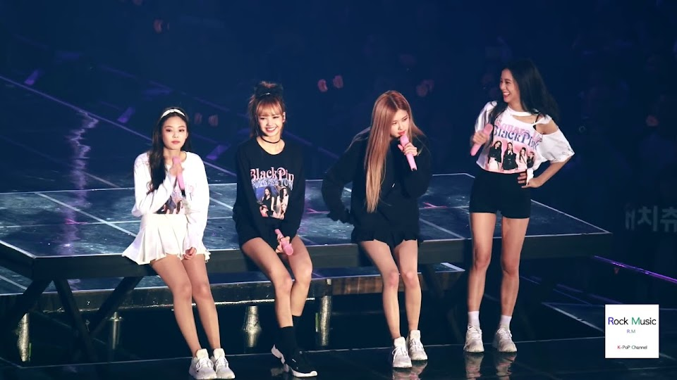 blackpink concert joo won