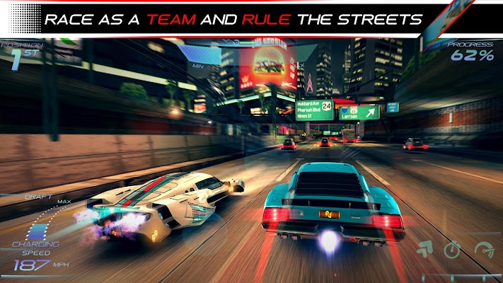 Rival Gears- screenshot