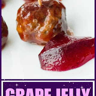 Grape Jelly Ketchup Meatballs Recipes.