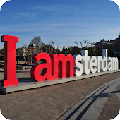 Amsterdam City Wallpaper