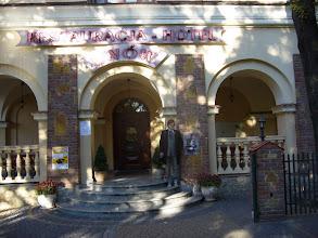 Photo: Hotel w którym mieszkałem