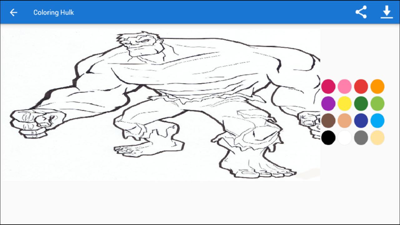 Mengunduh Mewarnai Hulk Aplikasi Versi Apk Terbaru Untuk Perangkat