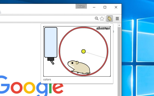 aB Hamster