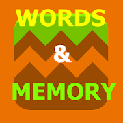Words and Memory  game