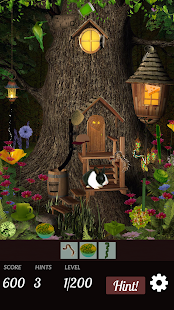 Hidden Object - Bunny Trail - náhled