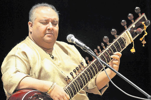MAESTRO: Sitar player Shujaat Khan will appear at the Baxter Picture: SUPPLIED