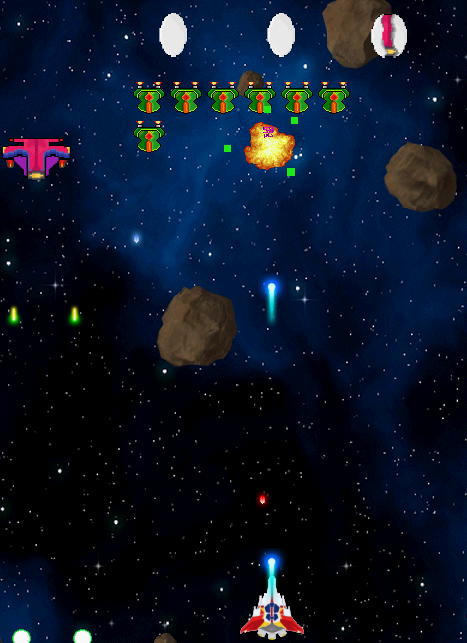 Bruto Space- screenshot