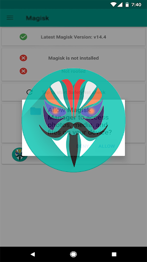 New Magisk Manager for PC
