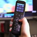 UniversalSmart TV. Remote* icon