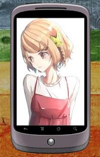 Mako Akagi Wallpaper - náhled