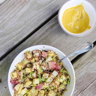 Curry Quinoa Potato Salad.