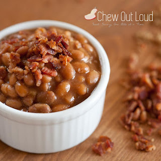 Bacon With Brown Sugar On Baked Beans Recipes
