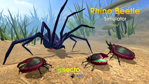 Rhino Beetle Simulator screenshot 2