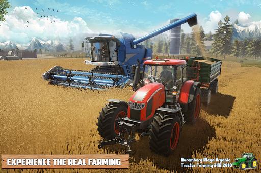 Nuremberg Mega Organic Tractor Farming SIM 2020 screenshots 16