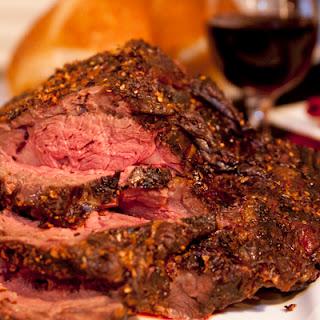Bison Prime Rib Roast