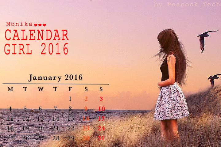 android My Photo Name Calendar Screenshot 3