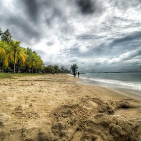 East Coast by Raineir Cabotaje - Landscapes Beaches
