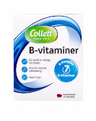 Collett B-Vitamin 75 stk