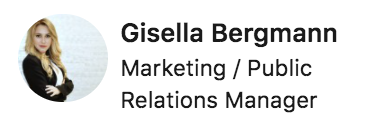 Marketing/Public Relations Manager