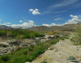 Photo: Anza Borrego Desert State Park