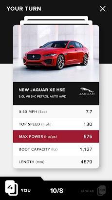 Jaguar Land Rover Top Trumpsのおすすめ画像2