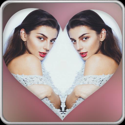 Photo Editor - Mirror Image Icon