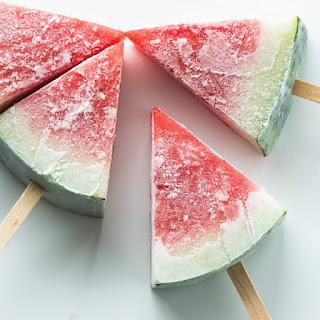 Frozen Watermelon Recipes.