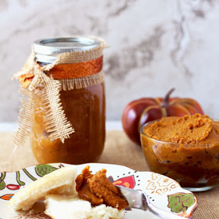 Dulce de Leche & Pumpkin Butter with Bourbon ~ Crock Pot Alert!