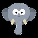 Elefant: Practice vocabulary icon