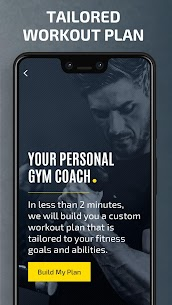 Gym Workout Planner – Weightlifting Premium Mod 3