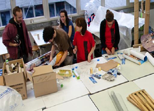 Prototypage carton et expérimentation labergo