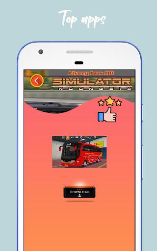 Livery Bus HD Simulator Indonesia 1.2 screenshots 6