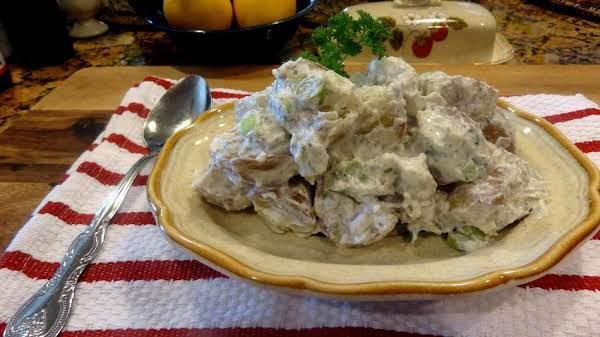 Dill Lover's Potato Salad--bonnie's Recipe