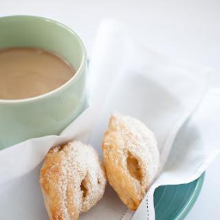 Apple Almond Snail Pastries