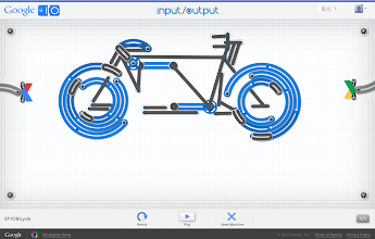 "Photo: From Subhankar, ""my bike ""SP IO Bicycle"" ....njoy the ride :) #io12"" http://goo.gl/cChN4"