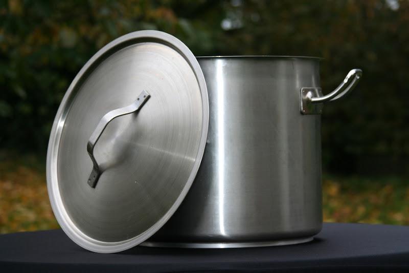 Kookpot huren- hoog 32cm/ 25L
