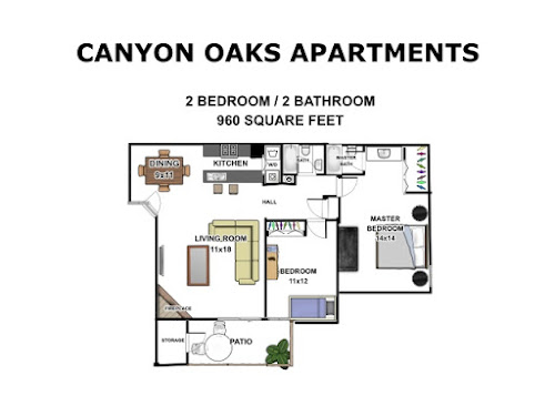 bed 2 bath canyon oaks apartments san antonio tx