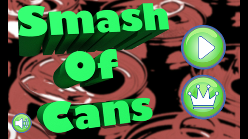 Smash of Cans