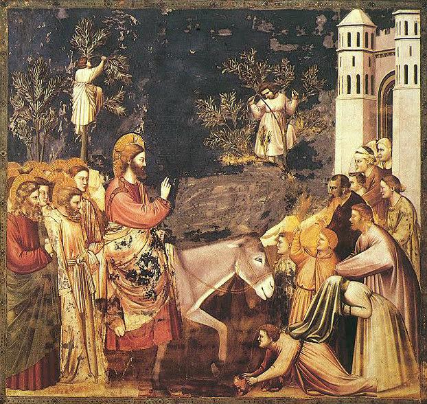 Giotto, Scrovegni Chapel