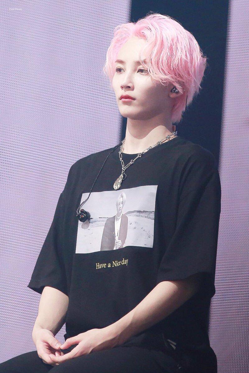 pink jeonghan