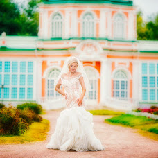 Wedding photographer Olga Chikina (Kaeelina). Photo of 26.10.2015