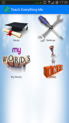 Teach Everything Me app (apk) free download for Android/PC/Windows screenshot