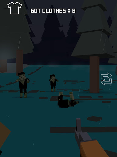 Zombie War Survivor : Forest of the Walking Dead screenshot 12